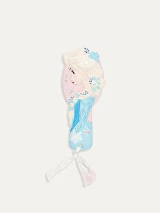 Çok Renkli Frozen Elsa Silüetli Saç Tarağı 9W2886Z4 LC Waikiki