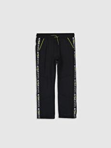 Erkek Çocuk Beli Lastikli Pantolon