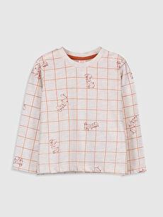 Erkek Bebek Desenli Tişört