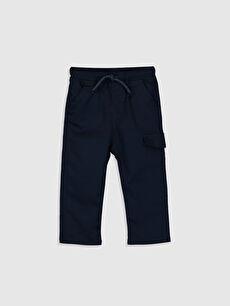 Erkek Bebek Gabardin Kalın Pantolon