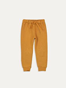 Sarı Erkek Bebek Jogger Eşofman Altı 9W3714Z1 LC Waikiki
