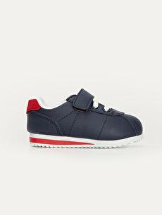 Lacivert Erkek Bebek Günlük Spor Ayakkabı 9W4144Z1 LC Waikiki