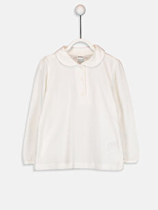 Kız Bebek Basic Tişört