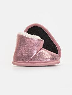 Kız Bebek Kız Bebek Parlak Ev Ayakkabısı