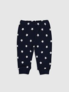 Erkek Bebek Desenli Pijama Takımı