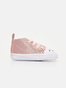 Kız Bebek Yürüme Öncesi Ayakkabı