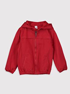 Kırmızı Erkek Bebek Mont 9WO869Z8 LC Waikiki