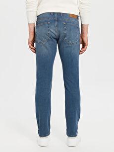 %98 Pamuk %2 Elastan 750 Slim Fit Jean Pantolon