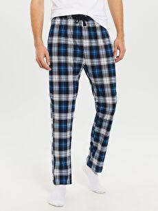 Erkek Standart Kalıp Penye Pijama Altı