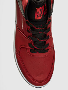 LC Waikiki Kırmızı Erkek Günlük Bilekli Sneaker