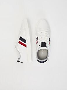 Diğer malzeme (pvc)  Erkek Günlük Sneaker Ayakkabı