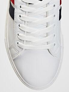 LC Waikiki Beyaz Erkek Günlük Sneaker Ayakkabı