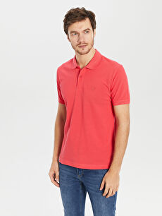 Polo Yaka Basic Pike Tişört