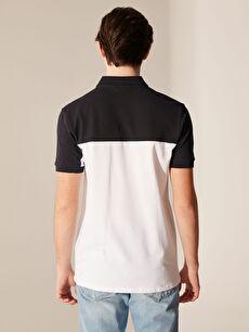 Erkek Polo Yaka Pike Tişört