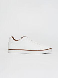 Beyaz Erkek Sneaker 0SA163Z8 LC Waikiki