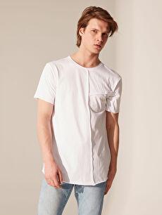 Overlong Basic Tişört