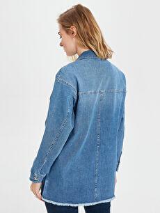 %99 Pamuk %1 Elastan Esnek Jean