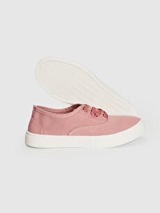 Kadın Kadın Bağcıklı Sneaker