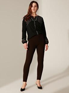 Esnek Skinny Pantolon
