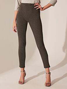 Kadın Esnek Skinny Pantolon