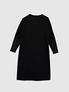 Allday Kolları Gömlek Detaylı Tunik