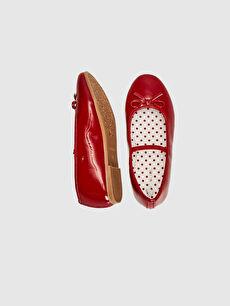 %0 Diğer malzeme (pvc)  Kız Çocuk 25-30 Numara Babet Ayakkabı