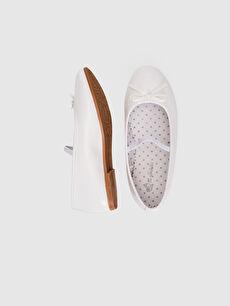 %0 Diğer malzeme (pvc)  Kız Çocuk 31-36 Numara Babet Ayakkabı