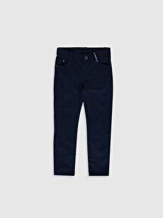 Erkek Çocuk Super Slim Gabardin Pantolon