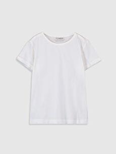 Kız Çocuk Baskılı Elbise ve Tişört