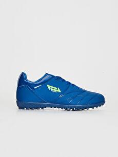 Mavi Erkek Çocuk Halı Saha Ayakkabısı 0SJ952Z4 LC Waikiki