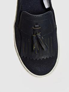 LC Waikiki Lacivert Erkek Çocuk Loafer Ayakkabı