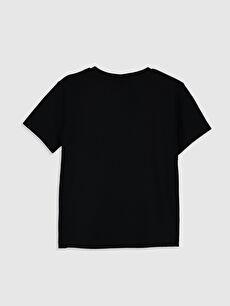 %100 Pamuk Normal Baskılı Tişört Bisiklet Yaka Kısa Kol Erkek Çocuk Atatürk Baskılı Pamuklu Tişört