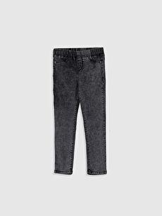 Kız Çocuk Super Skinny Jean Pantolon