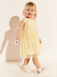 Kız Bebek Kız Bebek Tül Elbise