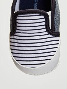 LC Waikiki Lacivert Erkek Bebek Bez Günlük Spor Ayakkabı