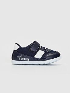 Lacivert Erkek Bebek Günlük Spor Ayakkabı 0S7053Z1 LC Waikiki