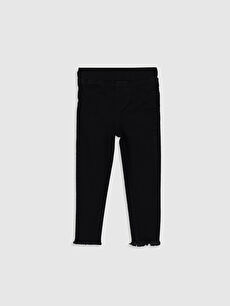 Siyah Normal Bel Dar Jean 0SG615Z4 LC Waikiki