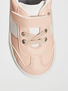 LC Waikiki Pembe Kız Bebek Sneaker
