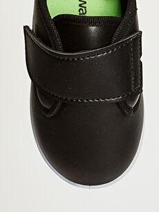 LC Waikiki Siyah Erkek Bebek Cırt Cırtlı Günlük Spor Ayakkabı