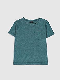 Erkek Çocuk Basic Tişört