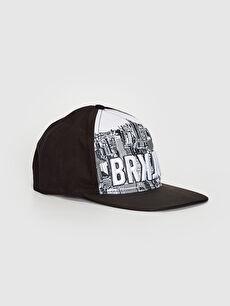 Nakışlı Hip Hop Şapka