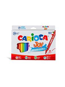 Carioca Keçeli Boya Kalemi 24'Lü