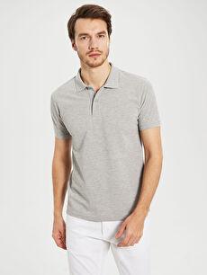 Polo Yaka Basic Pike Tişört