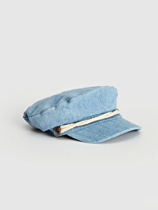 Kaşe Denizci Şapka