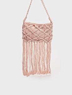 Pink Cross Bag