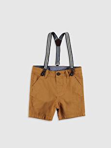 Erkek Bebek Şort Ve Pantolon Askısı