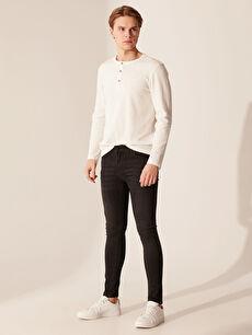 770 Super Skinny Fit Jean Pantolon