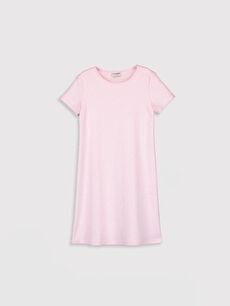 Kız Çocuk Basic Elbise