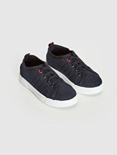 Erkek Çocuk Bağcıklı Sneaker