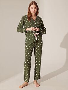 Yeşil Pijama Takım